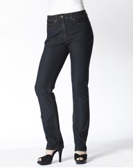 Lola Straight Leg Jeans Length 27in