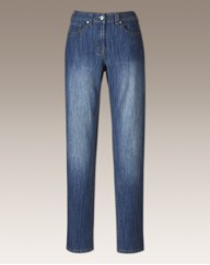 Lola Straight Leg Jeans Length 33in