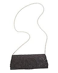 Together Boutique Guipure Clutch Bag