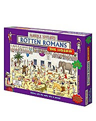 Horrible Histories Rotten Romans Jigsaw