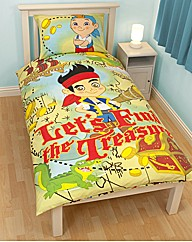Jake & The Neverland Pirates Quilt Cover