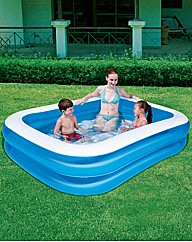 Bestway Rectangular Family Play Pool