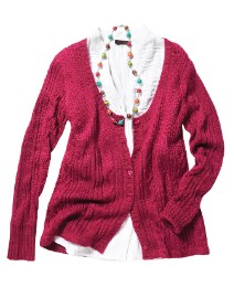 Joe Brown Mixer Knit Cardigan
