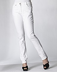 Lola Straight Leg Jeans Length 30in
