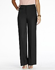 MAGIFIT Parallel Leg Trousers 27in