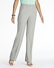 MAGIFIT Classic Leg Trousers Length 27in