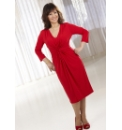 Arlene Phillips Jersey Dress