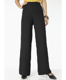 Palazzo Trousers Length 25in