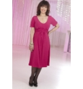 Arlene Phillips Draped Front Dress 41in