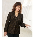 Arlene Phillips Lace Bonded Jacket
