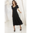Arlene Phillips Draped Front Dress 48 in