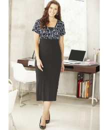 Magi-Sculpt Dress Length 45in