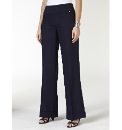 Comfort Waistband Linen Trouser 27in