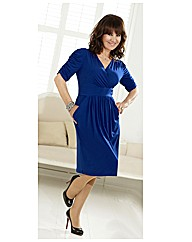Arlene Phillips Dress Length 41in