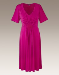 Arlene Phillips Plain Dress Length 48in