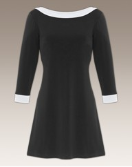 Arlene Phillips Boat Neck Tunic