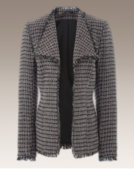 Boucle Jacket 24in