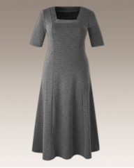 Ponte Dress Length 45in
