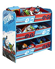 Thomas The Tank 6 Bin Storage
