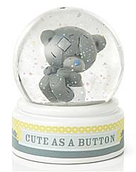Tiny Tatty Teddy 65mm Water Globe