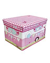 Novelty Caravan Storage Box