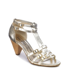 Viva La Diva Gladiator Sandals E Fit