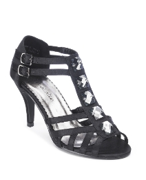 Viva La Diva Jewel Trim Sandals E Fit