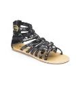 Viva La Diva Strappy Gladiator Sandals