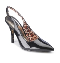 Viva La Diva Patent Court Shoes S Fit