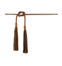 Tassle Tie Belt