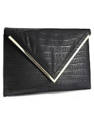 Claire Sweeney Envelope Clutch Bag