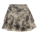 Frill Tierd Skirt-Length 19in