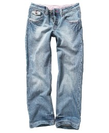 Joe Browns Sexy Faded Jeans-Length 31in