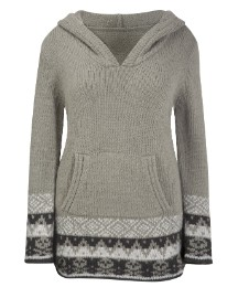 Jeffrey & Paula Fairisle Sweater-L 30in