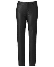 Anna Scholz Stretch PU Trousers
