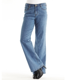 Tall Bianca Flared Jeans Length 34in