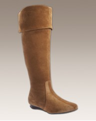 Viva La Diva Knee Boots D Fit