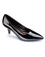 Viva La Diva Pointy Toe Shoes D Fit