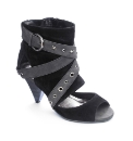 Viva La Diva Cuff Sandals E Fit