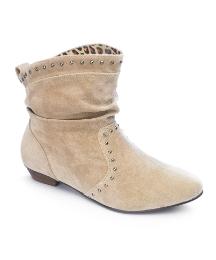 Viva La Diva Studded Ankle Boots E Fit