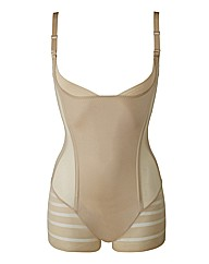 Maidenform Sleek Stripes WYOB Bodysuit