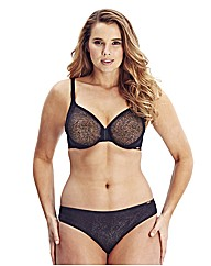 Gossard Glossies Animal Plunge Bra