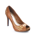 Viva La Diva Stud Platform Shoes S Fit