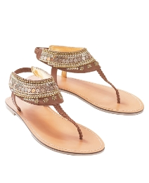 Joe Browns Cuff Sandals E Fit