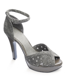 Isabella Cole Cut Out Shoes E Fit