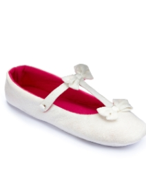 Pack Two Ballerina Slippers