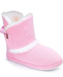 Jersey Slipper Booties