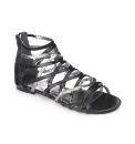 Viva La Diva Gladiator Sandals EEE Fit