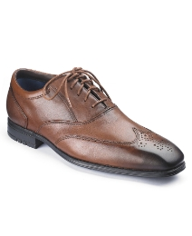 Rockport Brogue Lace Up Shoes