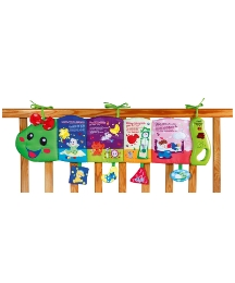 Vtech Nursery Rhymes Caterpillar Cot Toy